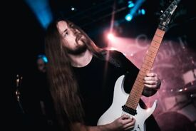 Private Guitar Tuition (Bristol) - All Ages, All Levels, All Styles (Specialties: Metal, Rock)