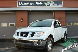 2012 Nissan Frontier SV/PRO-4X