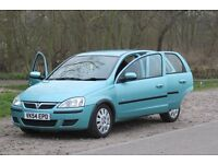 2004 VAUXHALL CORSA ENERGY (MANUAL / DIESEL) 800 £