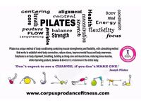 PILATES - Mixed Ability Session - Small Group - NEW Class (Leith & Edinburgh West End)