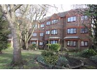 A one bedroom flat in a development close to the Broadway Available 30 March 2017 - Part Furnished