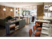 Pastry Chef de Partie – Fine Dinning Restaurant