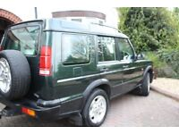 land rover discovery td5 ES 2001