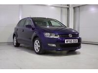 2011 Volkswagen Polo 1.2 Moda, New MOT, Bluetooth Audio/Phone
