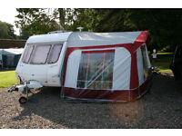 2 Berth caravan - Swift Celest