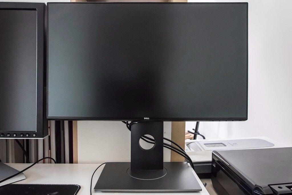 24'' Dell UltraSharp U2417H Full HD (1080p) LED Monitor - LIKE NEW