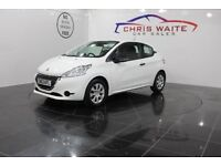 PEUGEOT 208 ACCESS (white) 2013