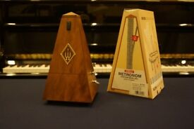 New German Wittner metronome with bell