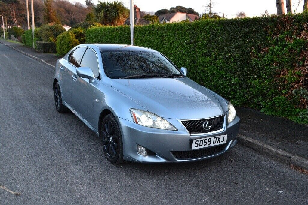 Lexus IS220d  Keyless, Full map navigation system with reversing  camera,Heated and ventilated seats | in Portishead, Bristol | Gumtree