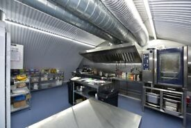 Bethnal Green Commercial Kitchen