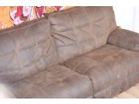 Extremely Comfortable Reclining Sofa