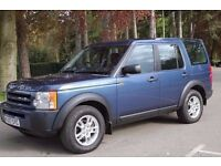 Land Rover Discovery 3 2.7 TD V6 GS 7 Seats FSH 1 OWNER 2KEYS