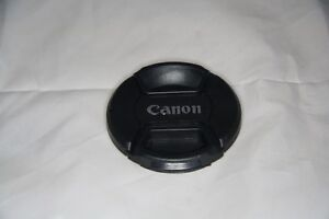 Canon Lens Cap - 72mm - Pinch Clip Fixing