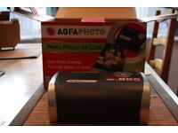 never been used portable photo printer