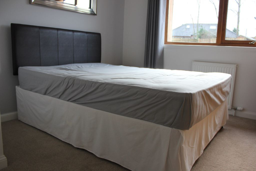 Divan Double Bed Free In Alford Aberdeenshire Gumtree