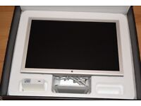 """Apple Cinema Display 23"""" with Power Supply - Boxed - MINT - Like new"""