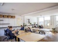 Short term Collaborative Co Working Desk Space Cool Office - Can be booked daily