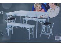 HiGear Elite Picnic Table Set