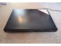 LG Full HD Blu-ray Player with Remote Control
