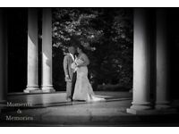 Moments & Memories Wedding and Family Portrait Photographer