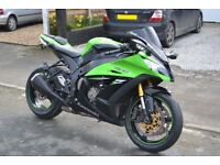 2014 Kawasaki ZX10R Ninja 1000cc Super Bike Like R1 S1000RR Cbr Fireblade