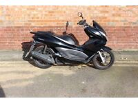Honda PCX 125 **1 Previous owner pcx125** Heated Grips NOT SH Mode Forza Sh Vision Delivery Bike