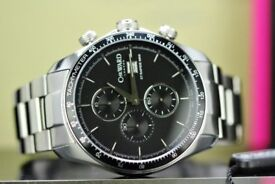 """Christopher Ward Rapide C7 MK2 """"Motorsport Edition"""" 42mm, boxed/papers ex display model"""