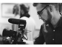 Professional Photographer/Camera Operator available in London/Norwich
