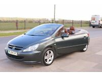 Peugeot 307 CC , Sport LEATHER SEATS , GREAT CONDITION