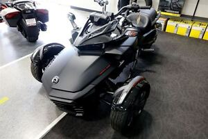 2016 can-am Spyder F3-S SE6 Special Series $66.87/week (120 mont