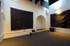 Music studios for long term monthly hire @ £1 PER HOUR (Rehearsal Recording Writing Production)