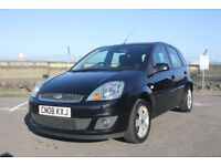 Ford Fiesta 1.4 TD Zetec Climate 5dr