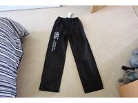 Ladies Canterbury Uglies Open Hem Stadium Pants - Black