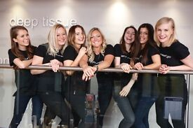 Reception Team - Covent Garden Spa