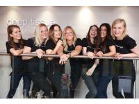 Reception Team - Covent Garden Spa