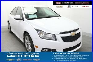 "2014 Chevrolet CRUZE 2LT RS Turbo *CUIR MAGS 18"" SIÈ.CHAUF*"