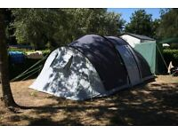 SunnCamp Shadow 600 tent. Fantastic family tent