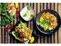 Bright Energetic Cooks with Experience in East Asian Cuisine. Immediate Start