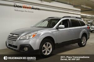 2013 Subaru Outback 2.5i, LIMITED, GPS, FULLY LOADED!
