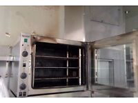 used Lincat convection oven