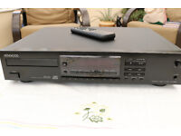 KENWOOD COMPACT DISC PLAYER MODEL DP-3080
