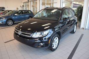 2014 Volkswagen Tiguan Trendline, Sièges chauffants, air climati
