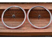 Giant P-R2 Wheelset - 700c front & rear wheel for road bikes