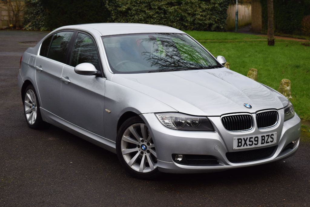 BMW 325 diesel LCI Face Lift Model E90automatic gearboxleather