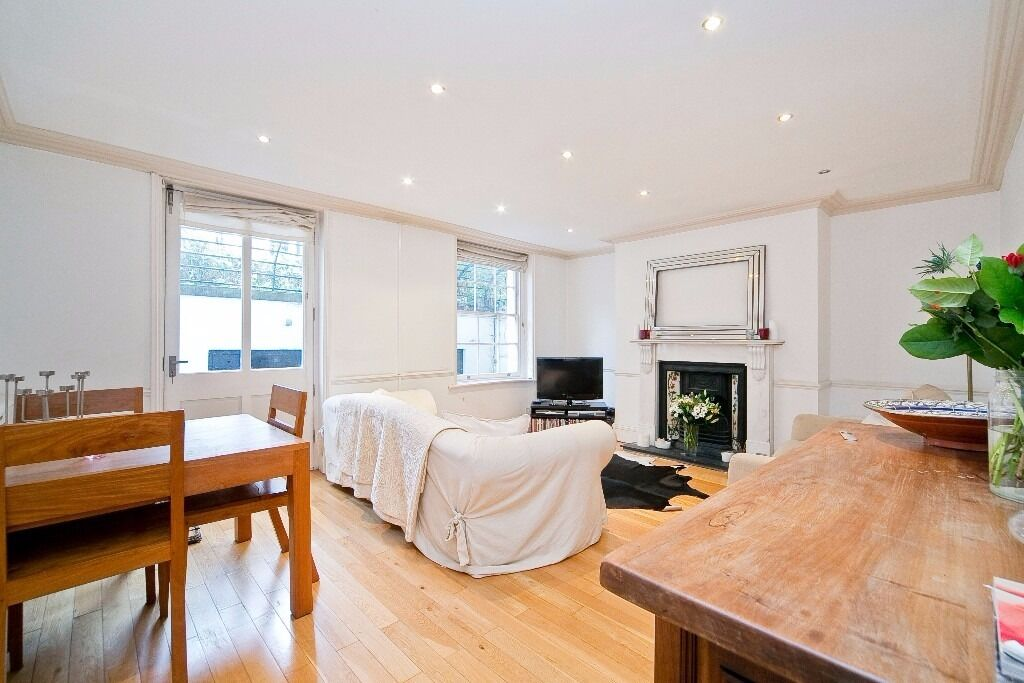 LOVELY 2 BED GARDEN FLAT IN N1! CLOSE TO UPPER STREET & KINGS CROSS! SHORT WALK TO CALEDONIAN ROAD