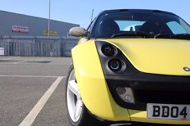 2004 Smart Roadster Low mileage Full Service History Mot HPI clear 2 Set Keys Awesome condition