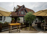 Full Time Chef - Live In - Up to £8.00 per hour - The Bulls Head - Turnford, Hertfordshire