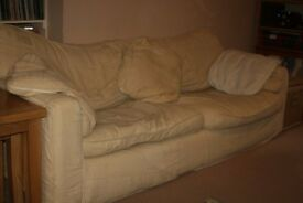 Sofa Covers for large sofa- very good condition