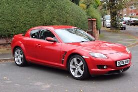 Mazda RX8 /231BHP/6speed man./PX welcome/ Swap?/Full history/Warranty miles