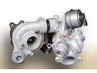 BiTurbo no. 810358 Turbocharger for Mazda CX5, CX7, 2.2 D. 188 BHP, 138 kW, 2191 ccm. Turbo.